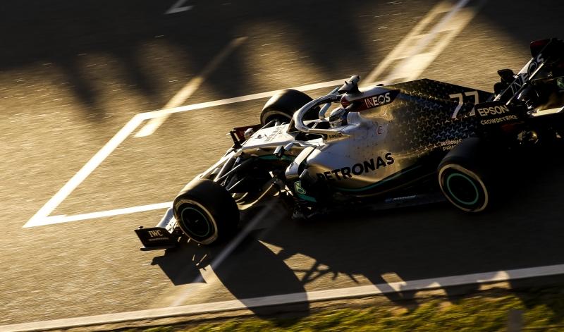 Mercedes, en duda sobre si hará uso del DAS en carrera