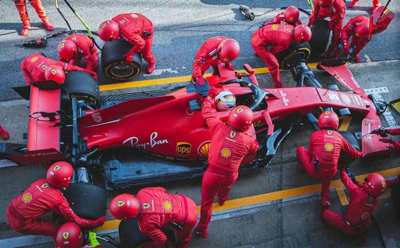 Previo del GP de Australia: Ferrari logra llegar a Albert Park