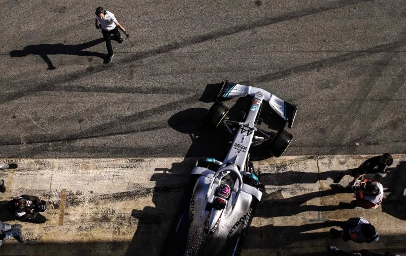 Red Bull parece más fuerte que Ferrari, según Toto Wolff