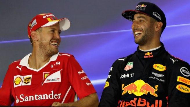 Renault estaría interesada en Vettel en caso de perder a Ricciardo para 2021