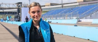 Fuerza femenina en la Fórmula E: Julia Pallé, directora de Sustentabilidad