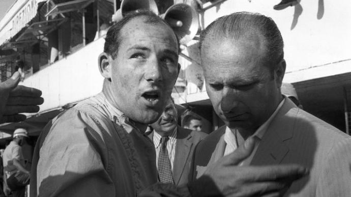 DesGraining a Stirling Moss: el hombre que cambió la historia
