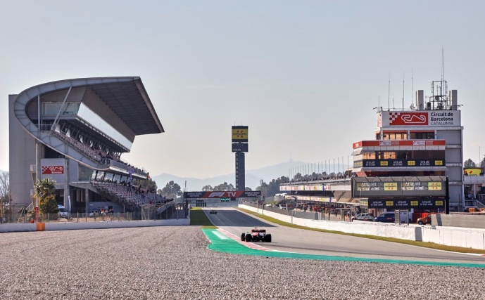 El Circuit de Barcelona-Catalunya, dispuesto a correr a puerta cerrada si no paga el canon