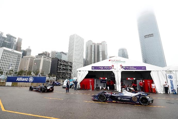 """Race at Home Challenge"" de la Fórmula E"