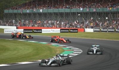 La celebración del GP de Gran Bretaña se decidirá a finales de abril
