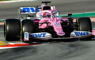 """Abiteboul atiza a Racing Point: """"Es la primera vez en F1 que se enorgullecen por copiar"""""""