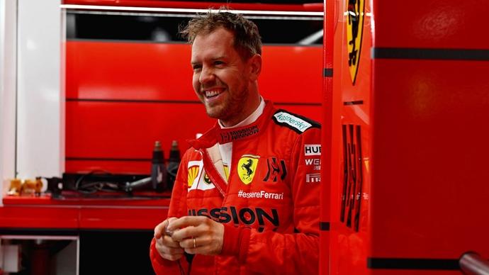 """Binotto sobre Vettel: """"En Ferrari le apreciamos mucho"""""""