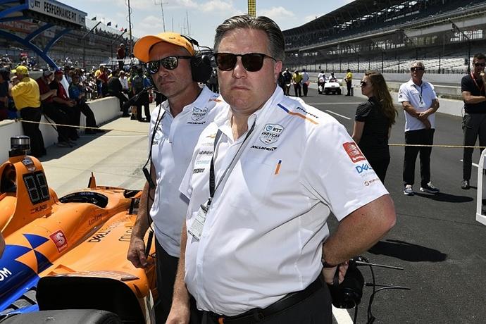 Brown cree que la F1 puede sobrevivir sin Ferrari, pero no sin los equipos pequeños