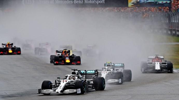 El circuito de Hockenheim, una posibilidad para la temporada 2020