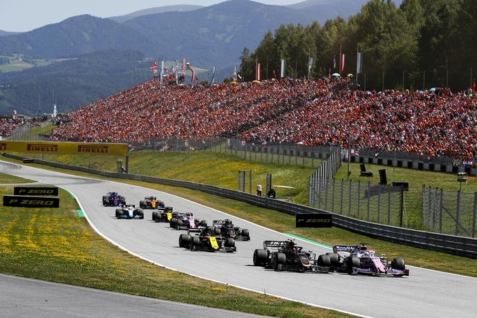"""El GP de Austria presenta un """"plan de aislamiento"""" para la celebración de su carrera"""