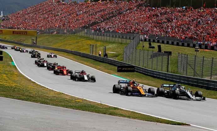 La Fórmula 1 muestra su voluntad de empezar la temporada 2020 en julio