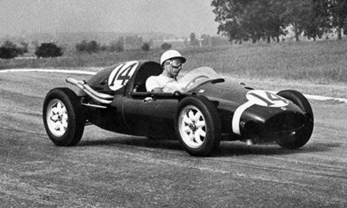 DesGraining Stirling Moss: el hombre que cambió la historia