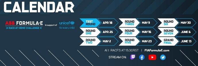 #RaceAtHome: Günther gana el Test Round en Mónaco