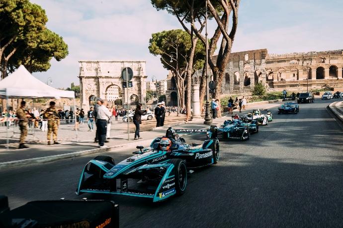 La Fórmula E y un sorpresivo convenio para mantener a Roma como sede hasta 2025