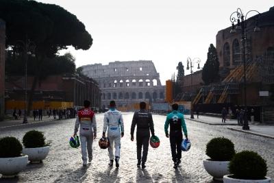 La Fórmula E mantiene a Roma como sede hasta 2025
