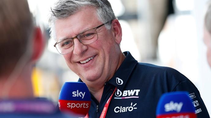 Szafnauer revela el objetivo de Aston Martin: podios y victorias en tres años