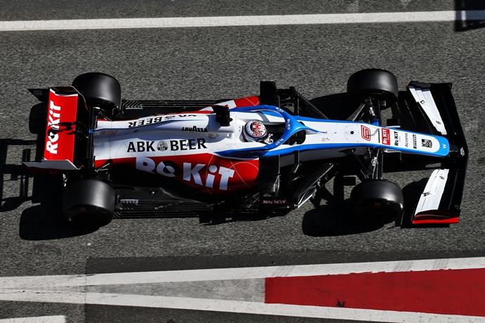 Williams prefiere ser independiente y se niega a comprar piezas de otros equipos