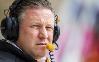"""Zak Brown advierte sobre la situación de la F1: """"Cuatro equipos podrían desaparecer"""""""