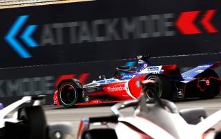 Diferencias entre un coche de calle y un Fórmula E
