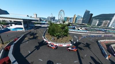 Wehrlein repite victoria en la 'Race at Home Challenge' de Hong Kong
