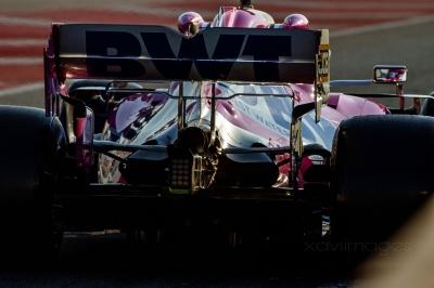"""Enrique Scalabroni: """"Racing Point será el cuarto equipo"""""""