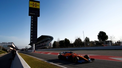 La crisis económica del coronavirus impacta de pleno en McLaren