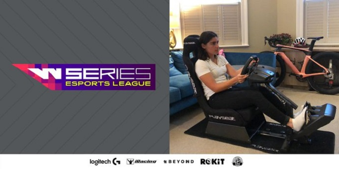 Se presenta la 'W Series Sports League', el campeonato virtual femenino