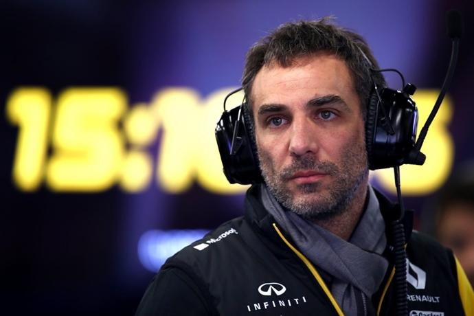 Abiteboul explica el mayor reto de Renault a corto plazo