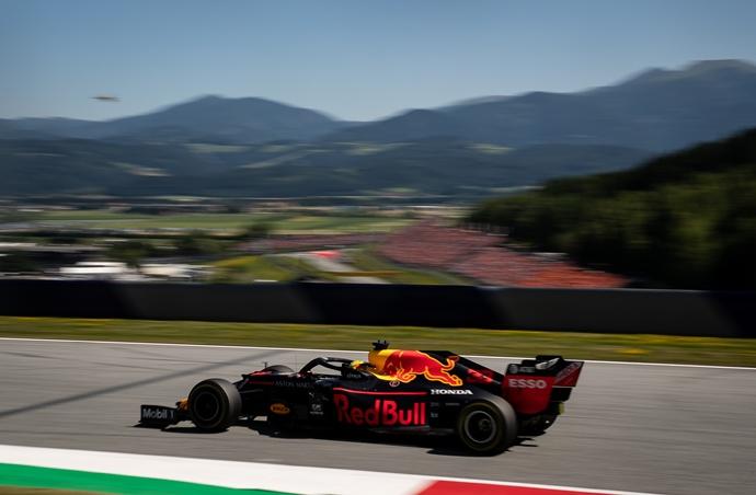Austria servirá de ejemplo para la celebración de otras carreras en 2020, según Horner