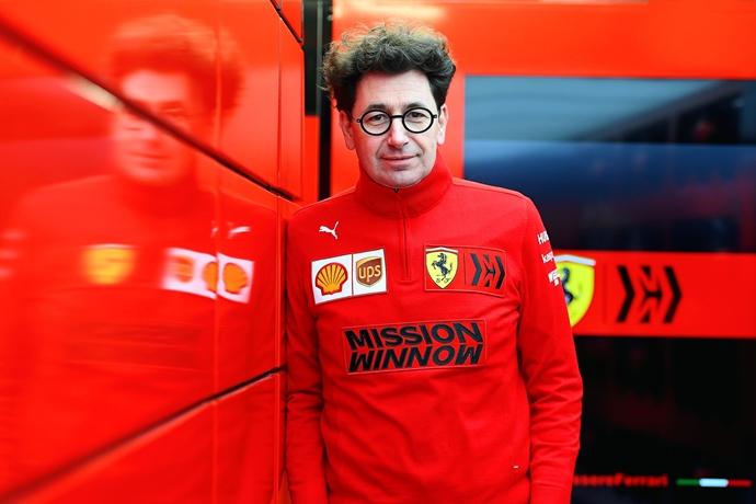 Binotto cree haber acertado al fichar a Sainz como piloto de Ferrari