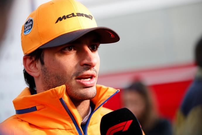 """Carlos Sainz: """"Quiero irme de McLaren con los deberes bien hechos"""""""