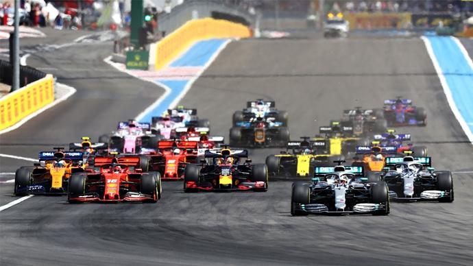 El calendario provisional de la temporada 2020 de F1 sufre nuevos cambios