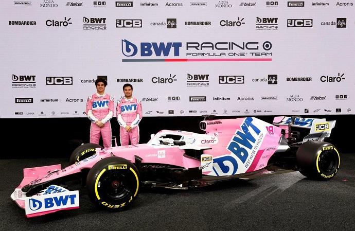 El cambio de filosofía en el diseño del Racing Point, gracias a la humildad de sus ingenieros