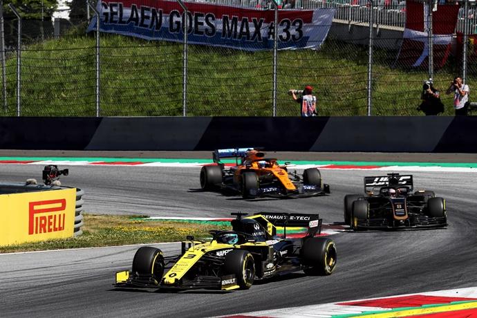 El gobierno de Austria aprueba el inicio de la F1 2020