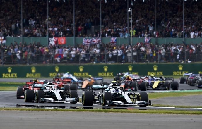 El GP de Gran Bretaña recibirá el apoyo del gobierno para que pueda celebrarse