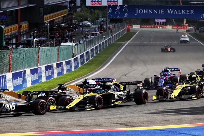 El Gran Premio de Bélgica se celebrará a puerta cerrada