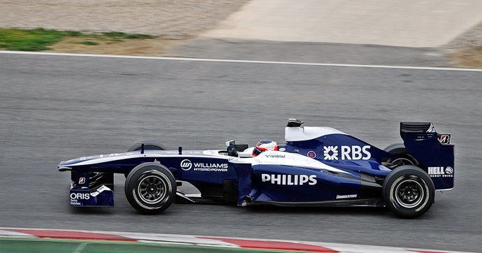 El incidente que provocó que Barrichello quisiera pegar a Alguersuari
