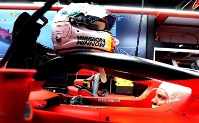 Ferrari y Vettel habían dejado de compartir objetivos, explica Binotto