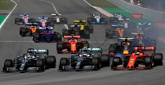 El GP de España podría celebrarse hasta octubre