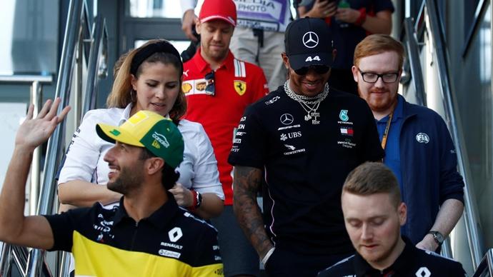 ¡Habrá test de Covid-19 en la Fórmula 1 cada dos días!