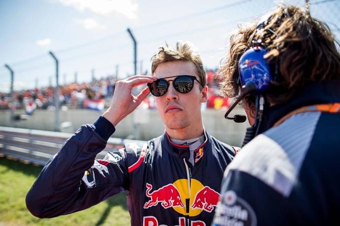 Kvyat consideró dejar la competición tras ser despedido de Toro Rosso en 2017