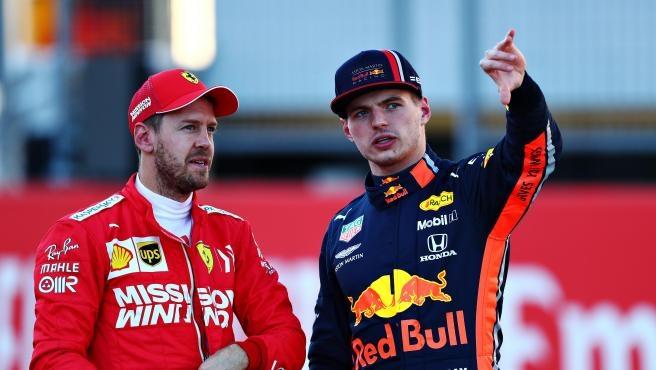 """Marko se reafirma: """"No nos podemos permitir fichar a Vettel"""""""