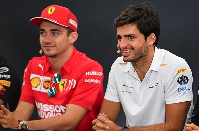 OFICIAL: ¡Carlos Sainz, nuevo piloto de Ferrari a partir de 2021!