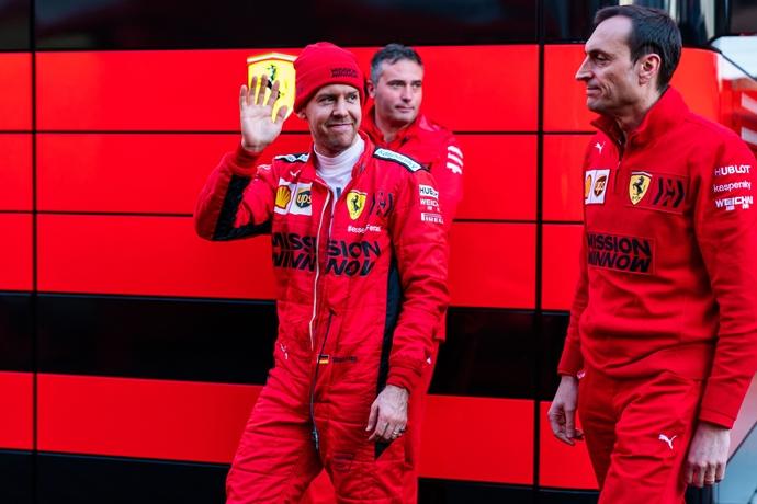 OFICIAL: Sebastian Vettel se irá de Ferrari a finales de 2020