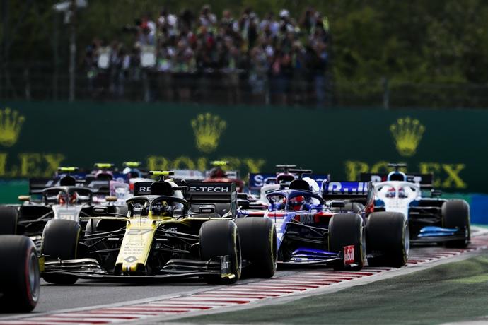 Se filtra el posible calendario para la gira europea de la F1