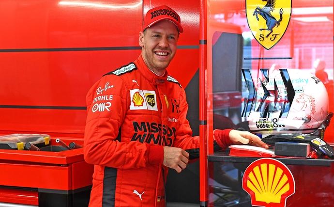 Vettel fue descartado por McLaren
