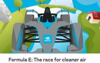 Fórmula E: la carrera por un aire más limpio