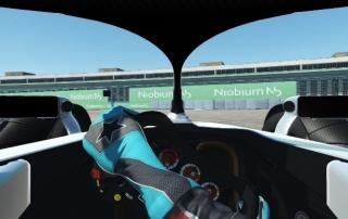Terminó el recreo virtual en la Fórmula-E