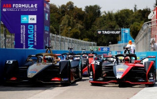 Calendario provisional 2021 de la Fórmula E