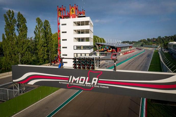 Imola renueva su licencia y podría albergar un GP de F1 en cualquier momento